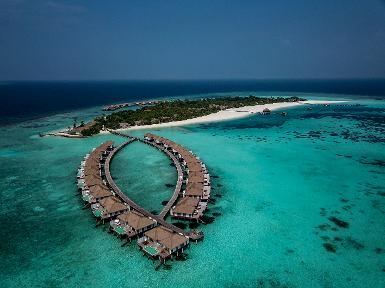 Noku Island Resort, Maldives